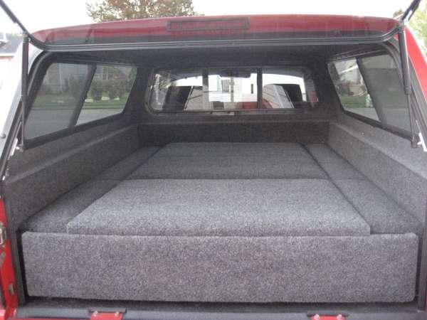 Toyota Truck Bed Carpet Kit